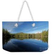 Arrow At Summit Lake Weekender Tote Bag