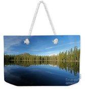 Arrowhead Reflection Weekender Tote Bag