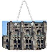 Art Deco 5 Weekender Tote Bag