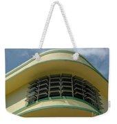 Art Deco Detail Weekender Tote Bag