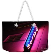 Starlite Hotel Art Deco District Miami 4 Weekender Tote Bag