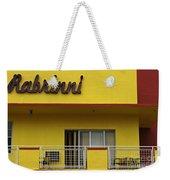Art Deco Miami 7 Weekender Tote Bag