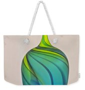 Art Glass Weekender Tote Bag