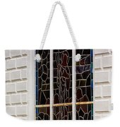 Art In Glass Weekender Tote Bag