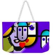Art Lover Weekender Tote Bag
