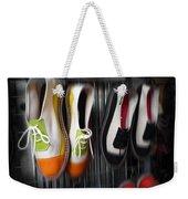 Art Shoes Weekender Tote Bag