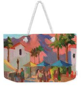 Art Under The Umbrellas Weekender Tote Bag