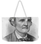 Arthur Cayley, English Mathematician Weekender Tote Bag