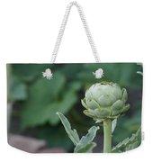 Artichoke In The Garden Weekender Tote Bag