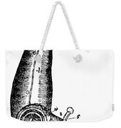 Artificial Arm Designed By Ambroise Weekender Tote Bag by Science Source