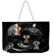 Artist Color Scheme Lockup Weekender Tote Bag
