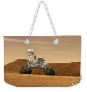 Artist Concept Of Nasas Mars Science Weekender Tote Bag