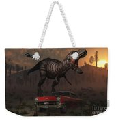 Artists Concept Illustrating Weekender Tote Bag