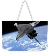Artists Concept Of A Space Shuttle Weekender Tote Bag