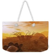 Artists Concept Of Animal And Plant Weekender Tote Bag