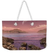 Artists Concept Of Archean Weekender Tote Bag