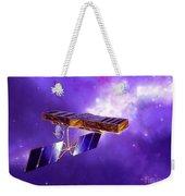 Artists Concept Of Space Interferometry Weekender Tote Bag