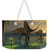 Artists Concept Of Spinosaurus Weekender Tote Bag