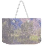 As If Monet Painted Yosemite Weekender Tote Bag