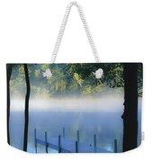 As The Lake Awakens Weekender Tote Bag