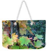 As The Leaves Turn Weekender Tote Bag