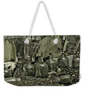 As The Moon Shines Weekender Tote Bag