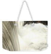 As The Water Falls Weekender Tote Bag