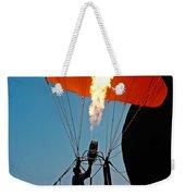 Ascension Flames Weekender Tote Bag