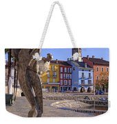 Ascona - Switzerland Weekender Tote Bag