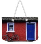 Askeaton, Co Limerick, Ireland, Bicycle Weekender Tote Bag