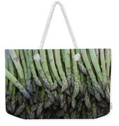 Asparagus At A Market In Provence Weekender Tote Bag
