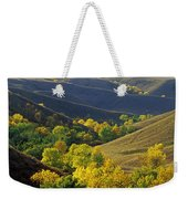 Aspen Bluffs In Autumn Colors Weekender Tote Bag