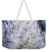 Aspen Lace Weekender Tote Bag