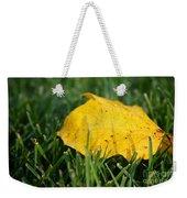 Aspen Leaf Weekender Tote Bag