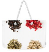 Assorted Peppercorns Weekender Tote Bag