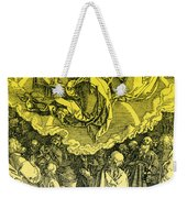 Assumption Of Mary Weekender Tote Bag