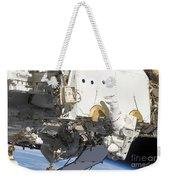 Astronauts Participate Weekender Tote Bag