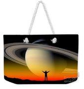 Astronomy Weekender Tote Bag