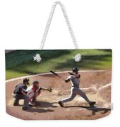 At Bat Weekender Tote Bag