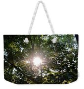 At Last Light Weekender Tote Bag