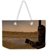 At Mistake Billabong Kakadu National Park Weekender Tote Bag