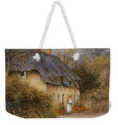 At Symondsbury Near Bridport Dorset Weekender Tote Bag