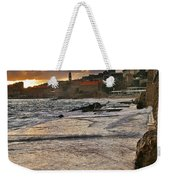 At The Edge Of The World Weekender Tote Bag
