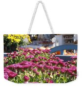 At The Farm Stand Weekender Tote Bag