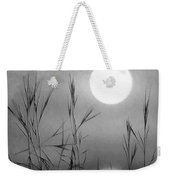 At The Full Moon Weekender Tote Bag
