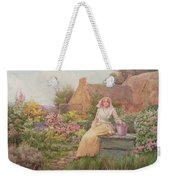 At The Well Weekender Tote Bag