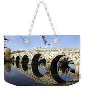 Atcham Bridge Weekender Tote Bag