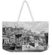 Athens: Marketplace Weekender Tote Bag