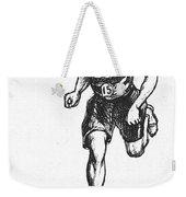 Athletics: Runner, C1900 Weekender Tote Bag