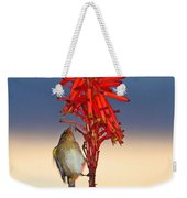 Atlantic Canary Weekender Tote Bag